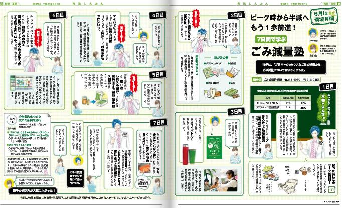 京都市民新聞6月1日号