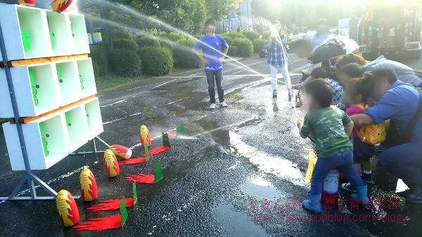 京都産業大学サタデージャンボリーレポ。1日中子供たちは遊びまくり。