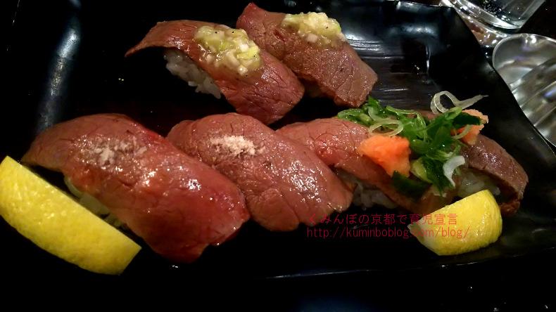 京都で回転寿司ならにぎり長次郎はネタも新鮮でおいしい。子供連れで行きやすくてランチやディナーにおすすめ。