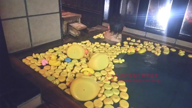 石川県山代温泉「宝生亭」の口コミ評判。赤ちゃん・子連れで過ごしやすいおすすめの宿泊旅館。あひるちゃんがいっぱい☆