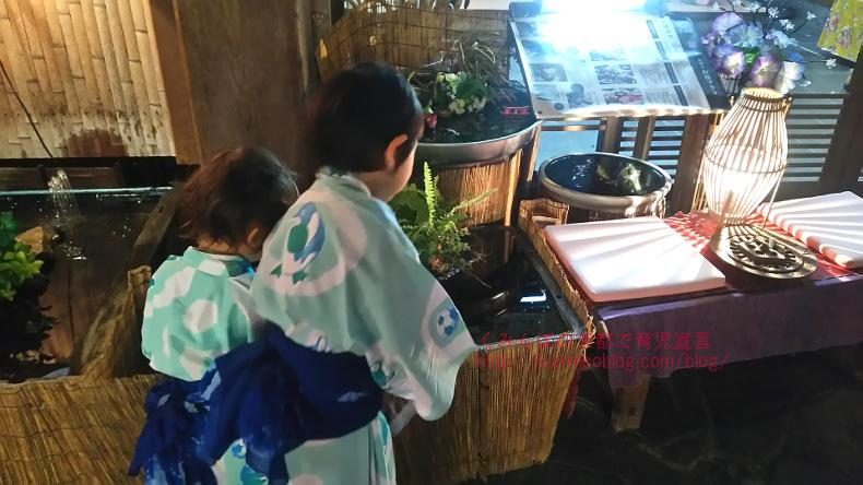 城崎温泉で子連れおすすめ宿泊旅館/ときわ別館の露天風呂つきの部屋が快適