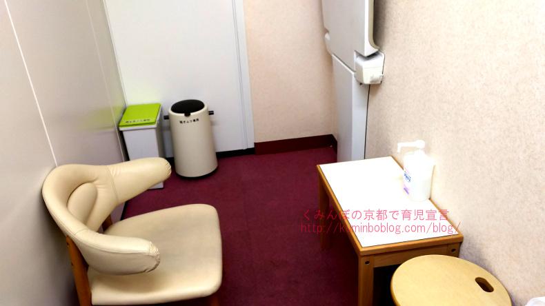 京都駅近くの授乳室がある場所6選