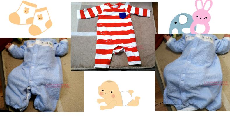 冬産まれの新生児の服装(画像付き)はツーウェイオールがおすすめ