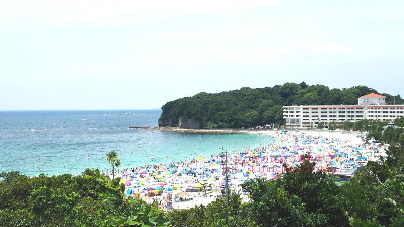 2018年 和歌山白良浜海水浴場を詳細レポまとめ/駐車場・おすすめホテル・アクセス・ライブカメラ・海開きはいつからいつまで?