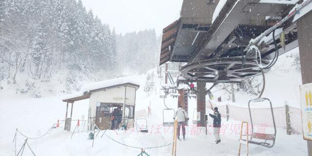 広河原スキー場 リフト